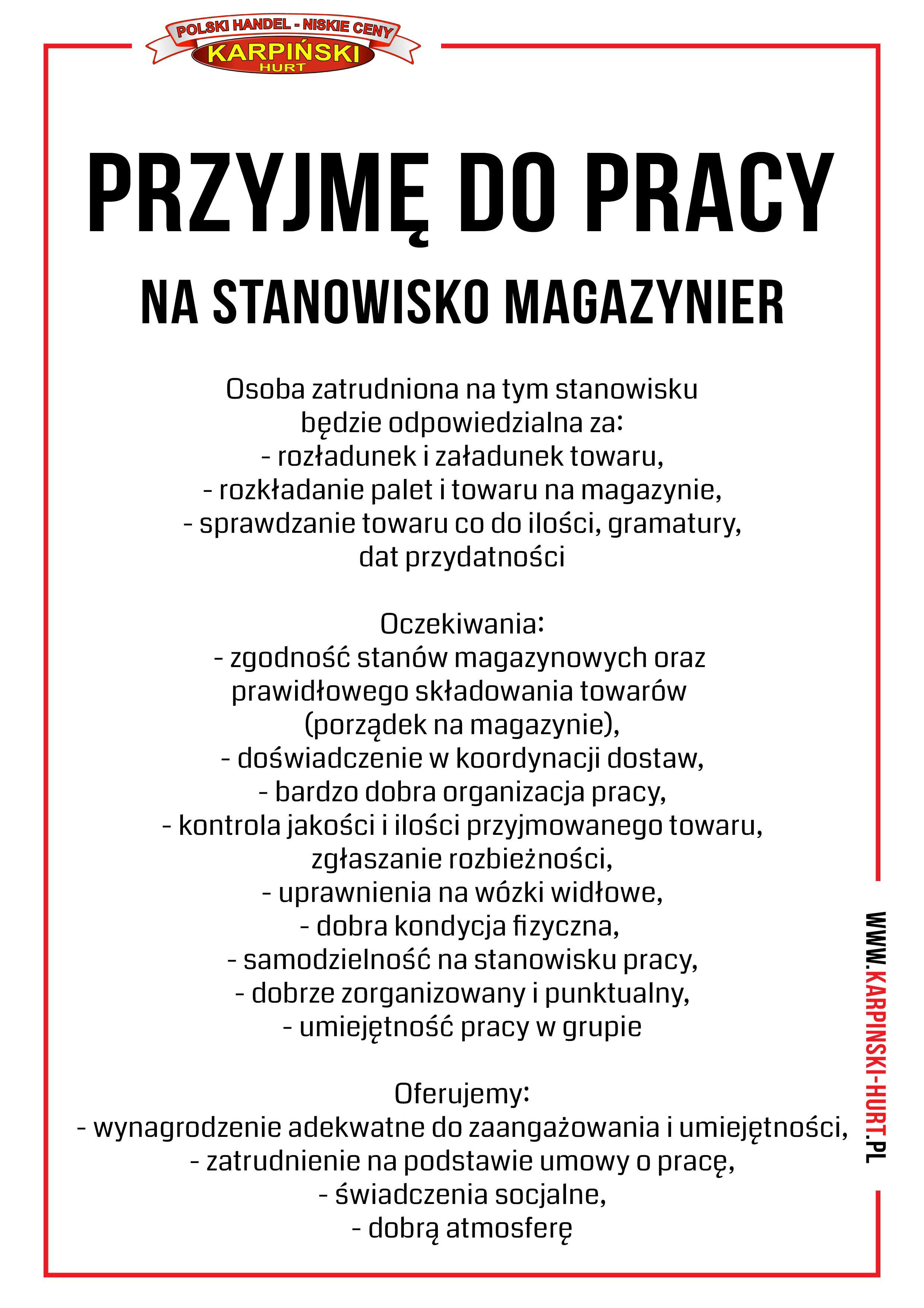 magazynier-a4